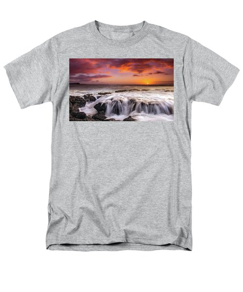 The Sound Of The Sea Men's T-Shirt  (Regular Fit) by James Roemmling