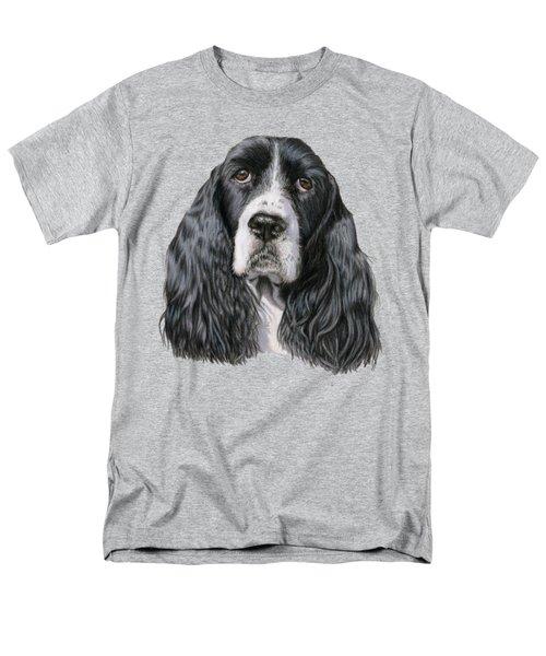 The Springer Spaniel Men's T-Shirt  (Regular Fit)