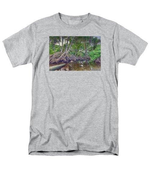 The Swamp Men's T-Shirt  (Regular Fit) by Nadia Sanowar