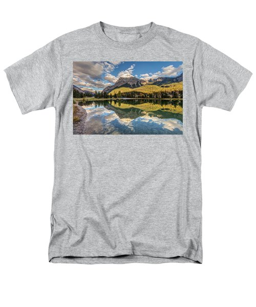 The Town Of Field In British Columbia Men's T-Shirt  (Regular Fit) by Pierre Leclerc Photography
