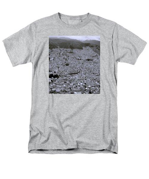 The Urban City Men's T-Shirt  (Regular Fit) by Shaun Higson