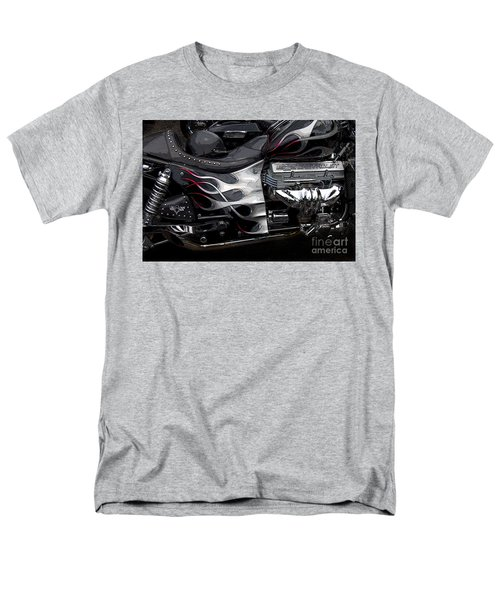 the WOW factor Men's T-Shirt  (Regular Fit) by Diane E Berry
