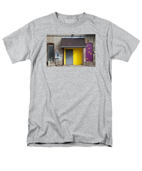 Men's T-Shirt  (Regular Fit) featuring the photograph The Yellow Birds by Monte Stevens