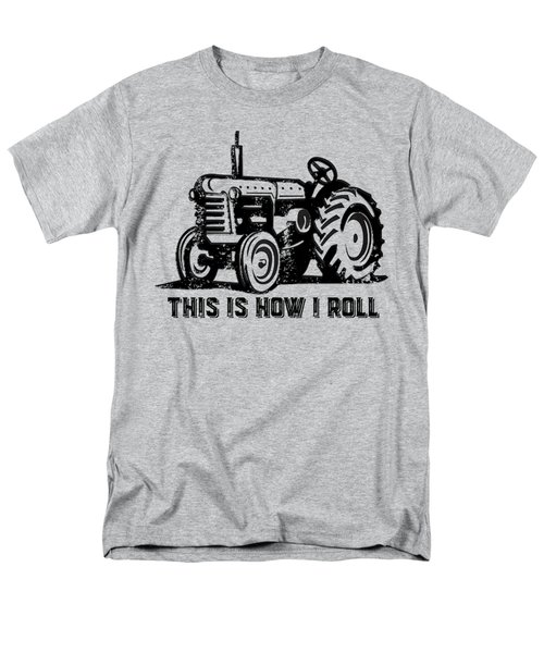 This Is How I Roll Tee Men's T-Shirt  (Regular Fit) by Edward Fielding
