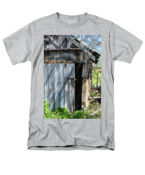 This Old Barn Door Men's T-Shirt  (Regular Fit) by Kathy Kelly
