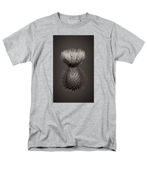 Thistle 3 Men's T-Shirt  (Regular Fit) by Simone Ochrym