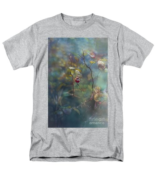 Thorns And Roses Men's T-Shirt  (Regular Fit) by Agnieszka Mlicka