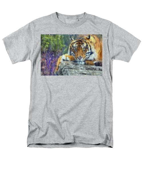 Tigerland Men's T-Shirt  (Regular Fit) by Michael Cleere