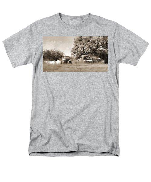 Timeworn Men's T-Shirt  (Regular Fit) by Susan Kinney