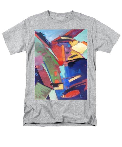 Title? Men's T-Shirt  (Regular Fit) by Gary Coleman