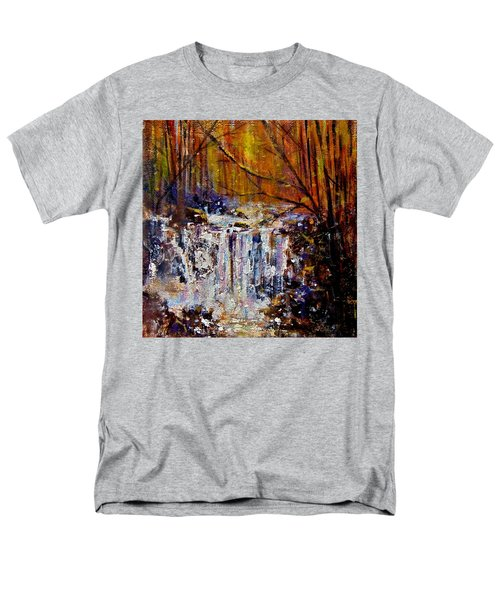 To The End Of The Day.. Men's T-Shirt  (Regular Fit) by Cristina Mihailescu
