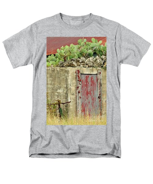 Men's T-Shirt  (Regular Fit) featuring the photograph Top Heavy by Joe Jake Pratt
