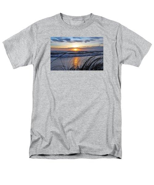 Touching The Sunset Men's T-Shirt  (Regular Fit)