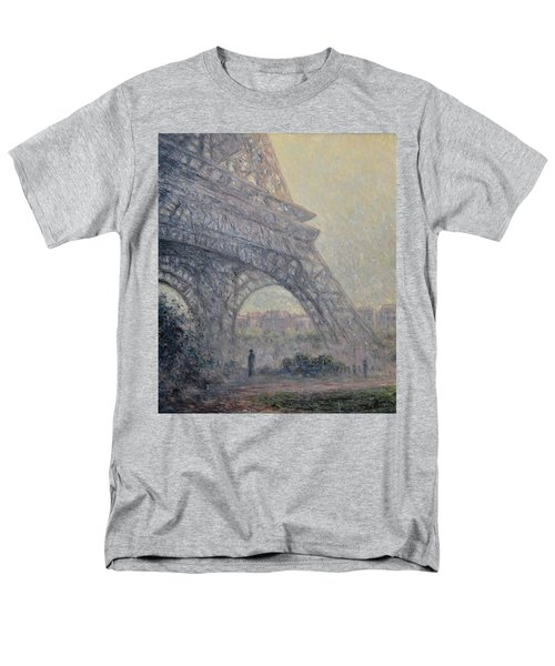 Paris , Tour De Eiffel  Men's T-Shirt  (Regular Fit) by Pierre Van Dijk