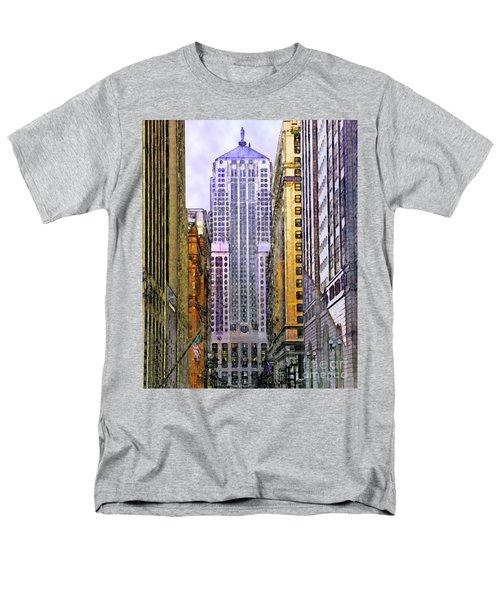 Trading Places Men's T-Shirt  (Regular Fit)
