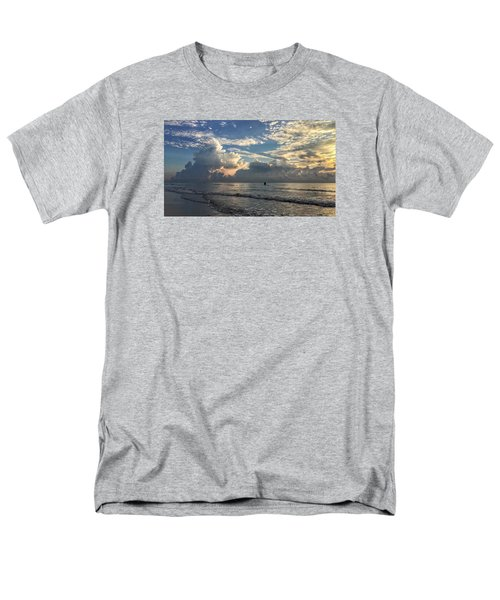 Tranquil Fisherman Men's T-Shirt  (Regular Fit)