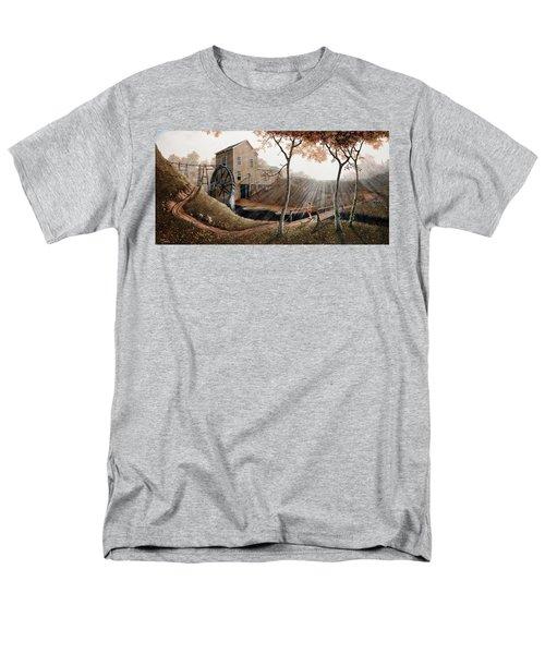 Tranquility Men's T-Shirt  (Regular Fit) by Duane R Probus