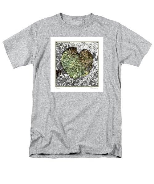 Transition Men's T-Shirt  (Regular Fit) by R Thomas Berner