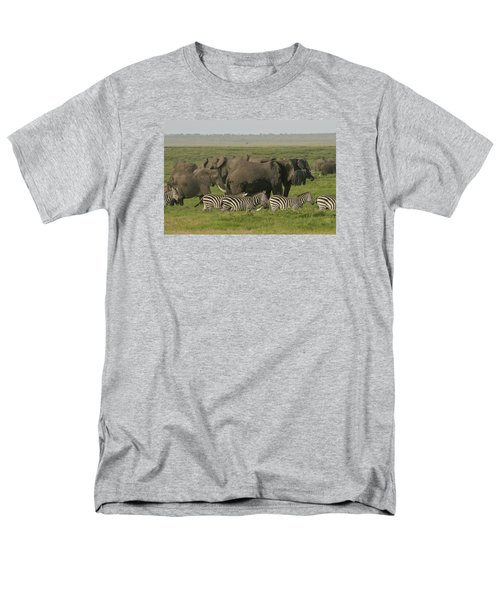 Men's T-Shirt  (Regular Fit) featuring the photograph Travelling Companions by Gary Hall