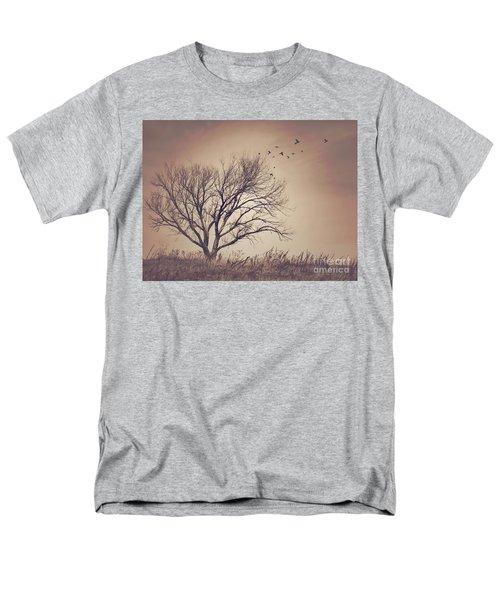 Men's T-Shirt  (Regular Fit) featuring the photograph Tree by Juli Scalzi