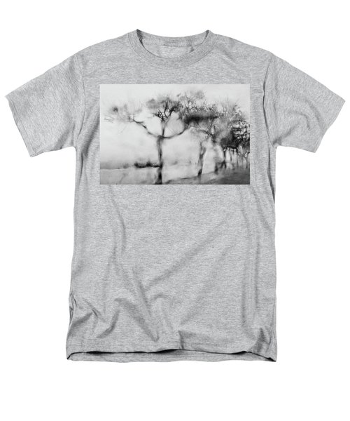 Trees Through The Window Men's T-Shirt  (Regular Fit) by Celso Bressan