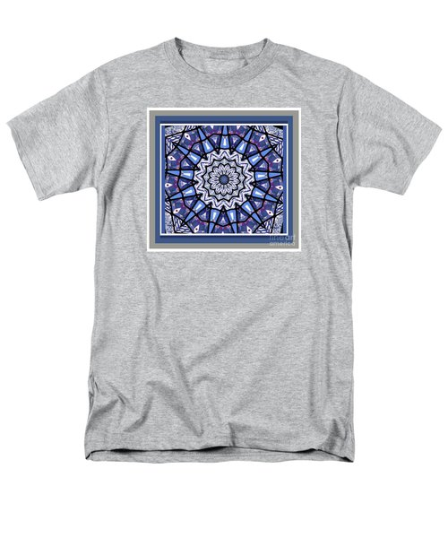 Tribal Star Men's T-Shirt  (Regular Fit) by Shirley Moravec