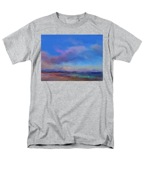 Tropical Seascape Men's T-Shirt  (Regular Fit) by Anthony Fishburne