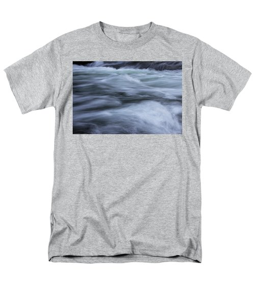 Men's T-Shirt  (Regular Fit) featuring the photograph Turbulence 2 by Mike Eingle