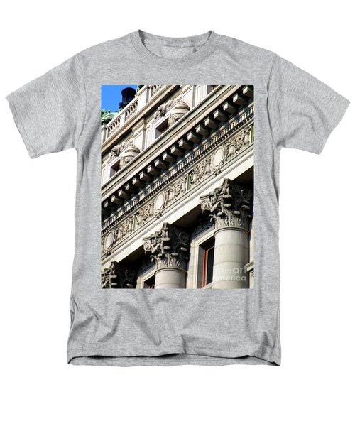 U S Custom House 2 Men's T-Shirt  (Regular Fit) by Randall Weidner