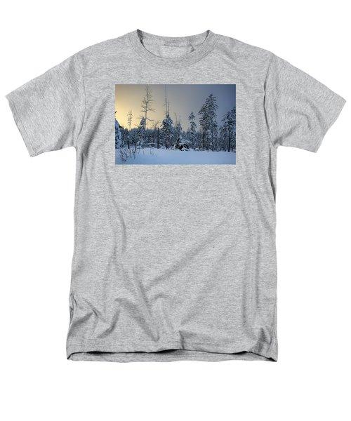 Ufo II Men's T-Shirt  (Regular Fit) by Dan Hefle