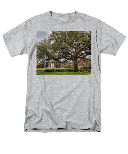 Men's T-Shirt  (Regular Fit) featuring the photograph Ul President Home 01 by Gregory Daley  PPSA