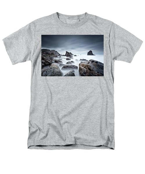 Men's T-Shirt  (Regular Fit) featuring the photograph Unbreakable by Jorge Maia