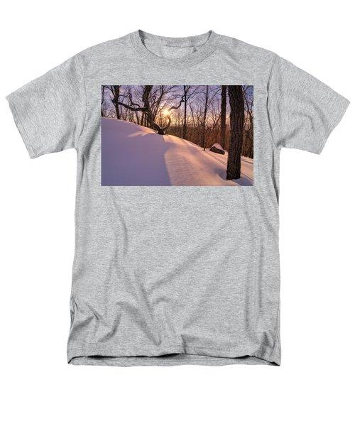 Unbroken Trail Men's T-Shirt  (Regular Fit) by Craig Szymanski