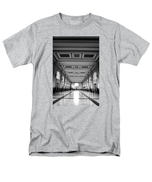 Union Station Perspective Men's T-Shirt  (Regular Fit)