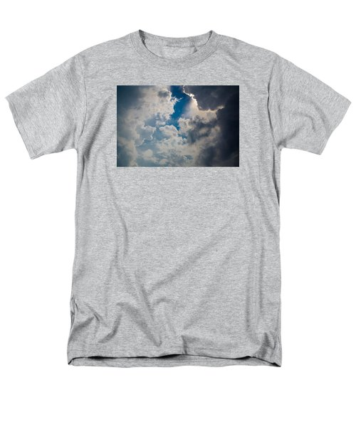 Men's T-Shirt  (Regular Fit) featuring the photograph Upward by Carlee Ojeda