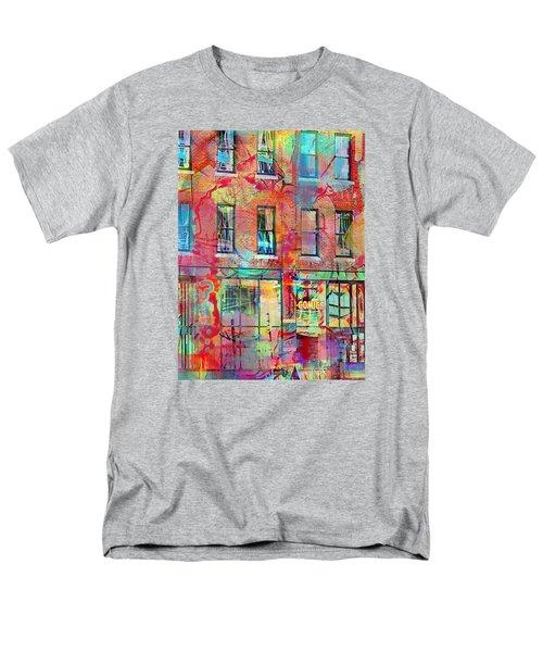 Urban Wall Men's T-Shirt  (Regular Fit) by Susan Stone