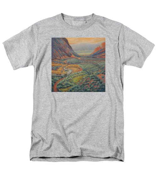 Valley Passage Men's T-Shirt  (Regular Fit)