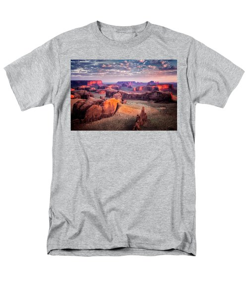 Views From The Edge  Men's T-Shirt  (Regular Fit) by Nicki Frates