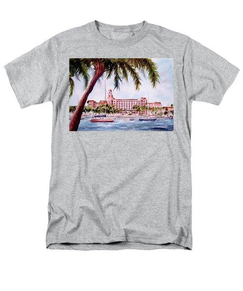 Vinoy View Men's T-Shirt  (Regular Fit) by Roxanne Tobaison