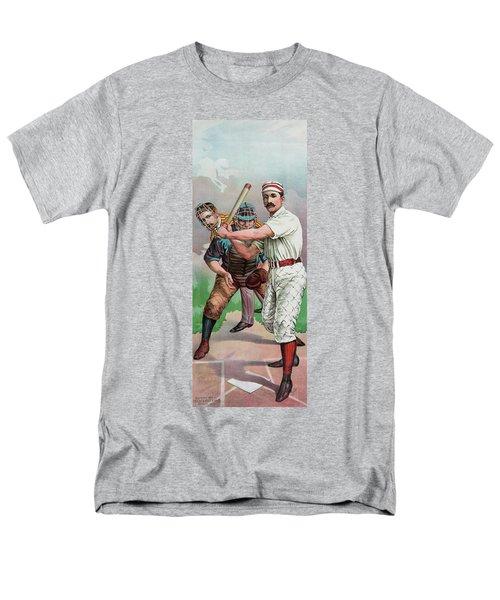 Vintage Baseball Card Men's T-Shirt  (Regular Fit) by American School