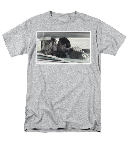 Vintage Kiss Men's T-Shirt  (Regular Fit) by Brad Allen Fine Art