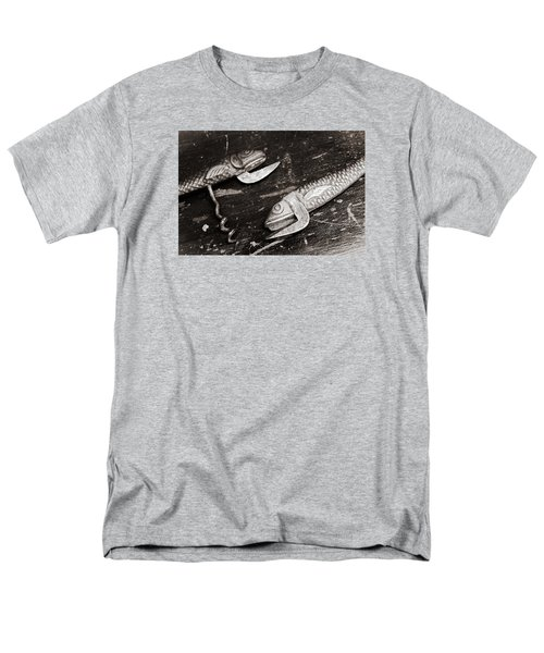 Men's T-Shirt  (Regular Fit) featuring the photograph Vintage Openers  by Andrey  Godyaykin
