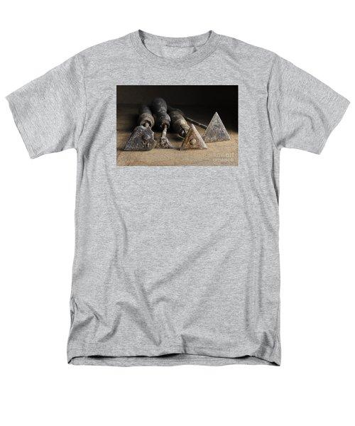 Vintage Paint Scrapers. Men's T-Shirt  (Regular Fit) by Trevor Chriss