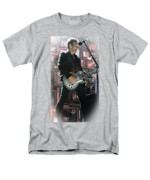 Vivian Campbell Men's T-Shirt  (Regular Fit) by Luisa Gatti