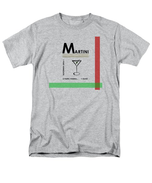 Vodka Martini Men's T-Shirt  (Regular Fit) by Mark Rogan