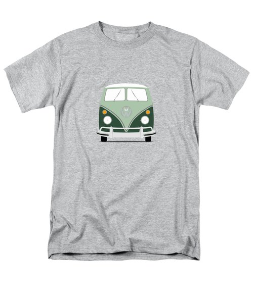 Vw Bus Green Men's T-Shirt  (Regular Fit)