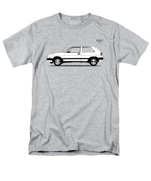 Vw Golf Gti Men's T-Shirt  (Regular Fit) by Mark Rogan