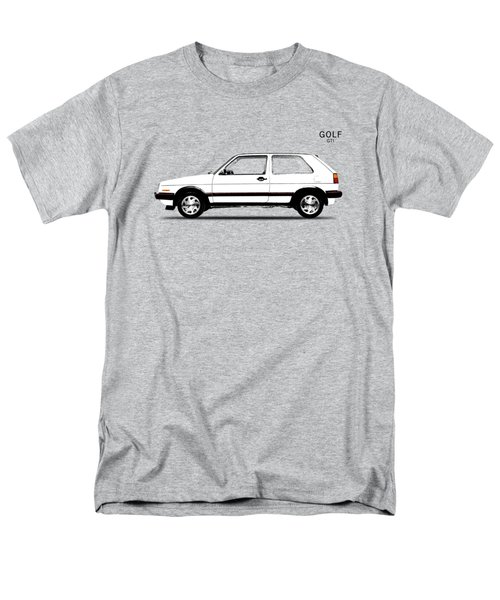 Vw Golf Gti Men's T-Shirt  (Regular Fit)