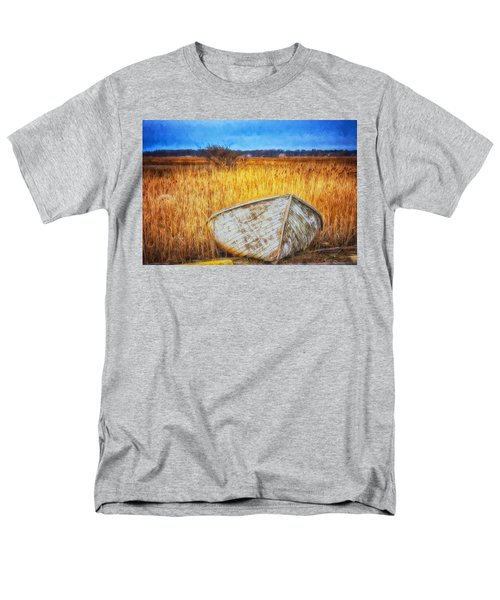 Waiting For Summer Men's T-Shirt  (Regular Fit) by Tricia Marchlik