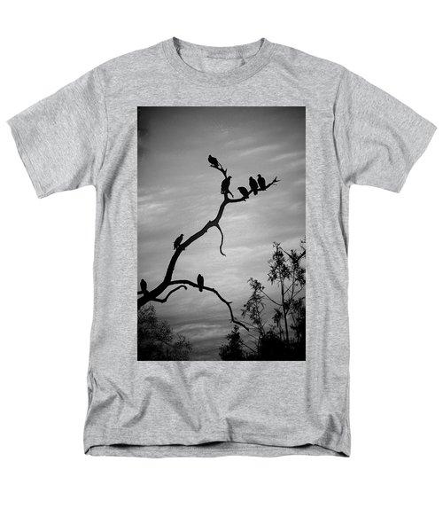 Waiting Men's T-Shirt  (Regular Fit) by Robert Meanor